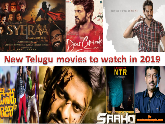 New telugu movies to watch in 2019