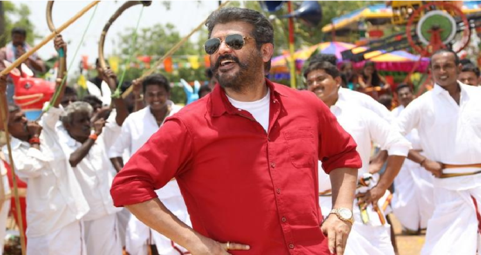 Viswasam box office collections