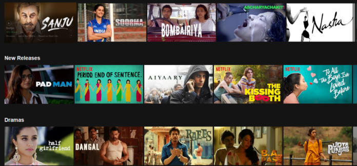 Best Indian movies and webseries to watch on Netflix