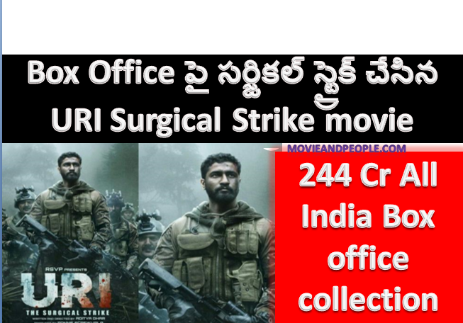 Uri box office collections report
